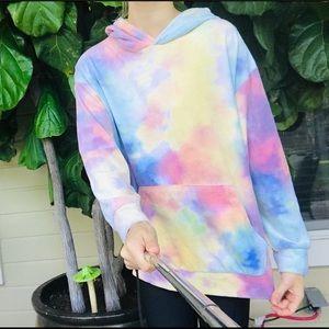 Rainbow soft sweatshirt
